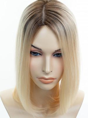 натуральная накладка блонд